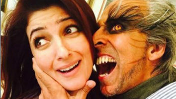 Akshay Kumar shares a visual representation of what his married life with Twinkle Khanna looks like