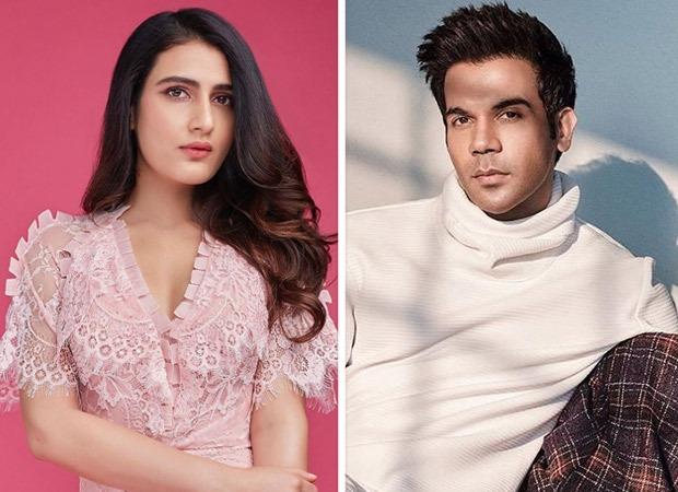 Fatima Sana Shaikh opens up on working with Rajkummar Rao, calls him a sweetheart