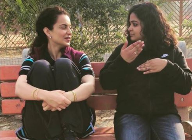 """Kangana is an intelligent, disciplined girl. Such people are partners, not competitors."""": Ashwiny Iyer Tiwari"""""""