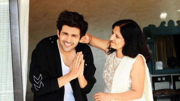 Kartik Aaryan shares a throwback photo to wish his 'favourite hairstylist' a happy birthday