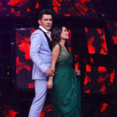 Neha Kakkar and Aditya Narayan's scintillating dance performance on Indian Idol season 11