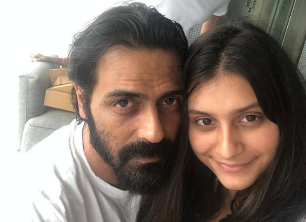 Arjun Rampal writes the sweetest note for daughter Mahikaa as she turns 18