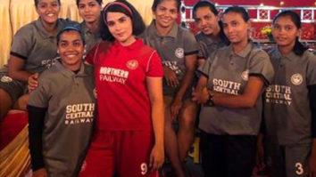 Panga: Richa Chadha shares her first look as Meenu