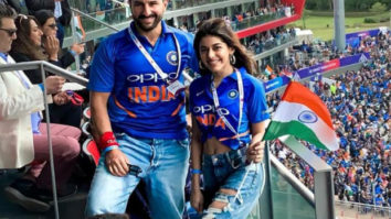 Watch: Alaya F reveals the hilarious conversation she had with Saif Ali Khan during the cricket world cup