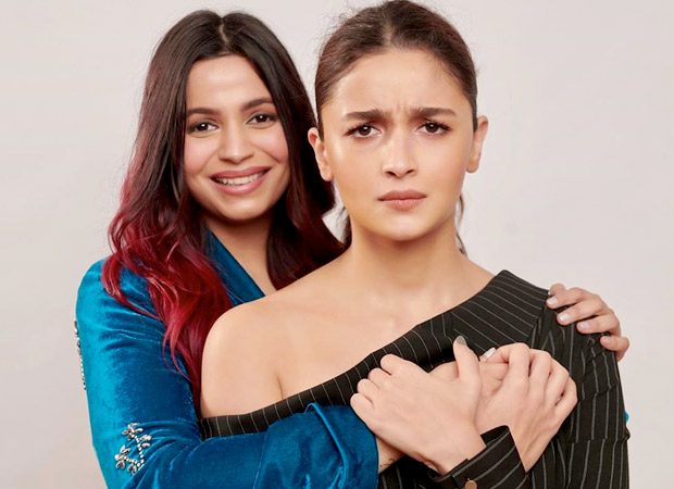 Alia Bhatt sports the cutest frown as she poses with sister Shaheen Bhatt, see photo