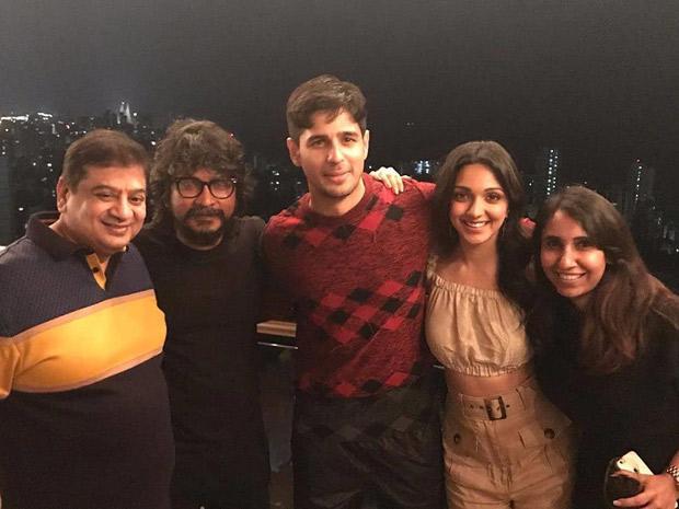 Sidharth Malhotra celebrates 35th birthday with rumoured girlfriend Kiara Advani and others