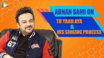 "Adnan Sami ""Nothing BEATS the rhythm of Tabla-Dholak"" Tu Yaad Aya"