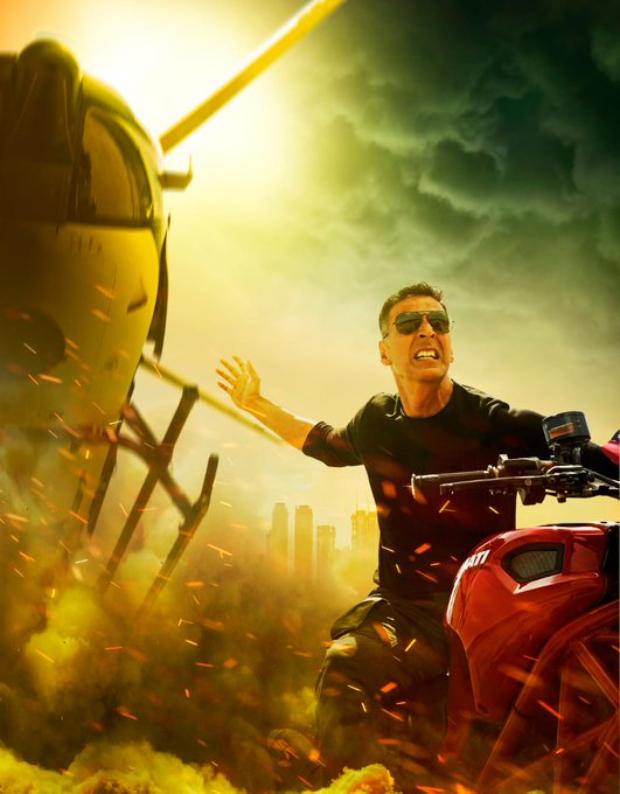 Akshay Kumar and Rohit Shetty's Sooryavanshi trailer is a Blockbuster Hurricane