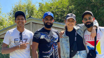 Anushka Sharma and Virat Kohli head for a day out in New Zealand