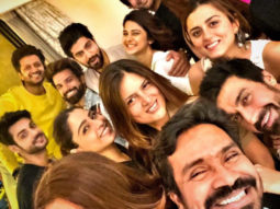 Ashish Chowdhry, Jennifer Winget, Karan Wahi, Riteish Deshmukh and gang gets together for a fun Friday night!