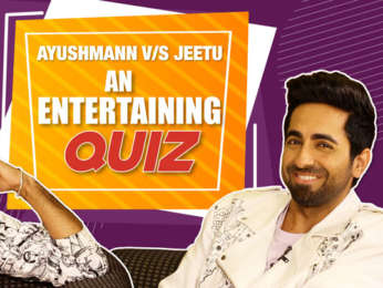 Ayushmann & Jeetu's PAISA VASOOL fight- a quiz on films on Homosexual relationships SMZD