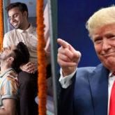 Ayushmann Khurrana starrer Shubh Mangal Zyada Saavdhan gets President Donald Trump's approval!