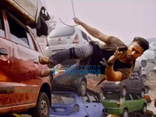 Movie Stills of the movie Baaghi 3