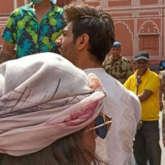 Bhool Bhulaiyaa 2: Kartik Aaryan holds Kiara Advani in his arms during romantic song shoot in this leaked video
