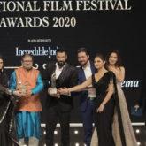 Bigg Boss 13 wins the title of Best Reality Show at Dadasaheb Phalke Awards 2020