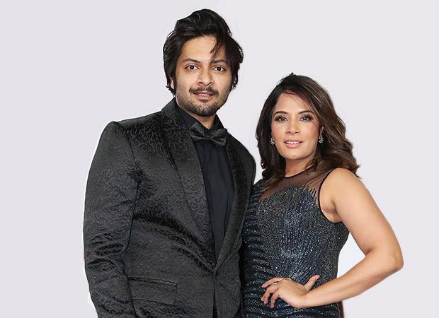 Both Ali Fazal and Richa Chadha deny wedding reports