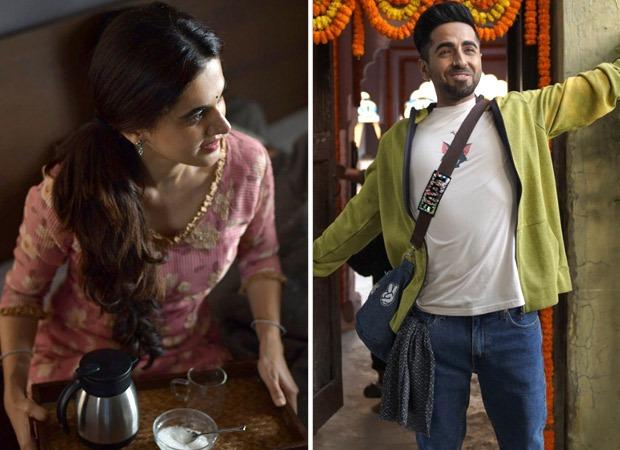 Box Office Collections: Taapsee Pannu starrer Thappad is fair, Ayushmann Khurrana's Shubh Mangal Zyaada Saavdhan hangs on