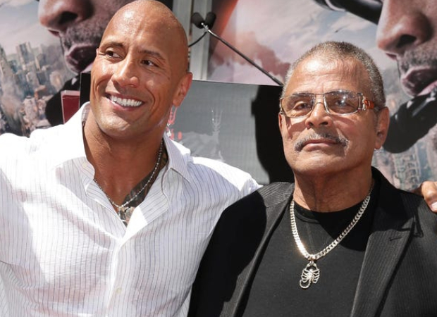 Dwayne Johnson delivers emotional eulogy at his late father Rocky Johnson's funeral service