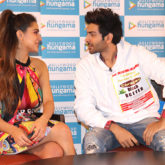 EXCLUSIVE Sara Ali Khan and Kartik Aaryan were asked about their FIRST KISS and this is how they responded!