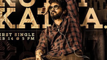On Valentine Day, Thalapathay Vijay releases song Kutti Story from Master sung by him