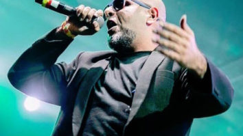Six months after quitting smoking, Vishal Dadlani says his voice is almost back to what it used to be; watch video