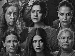Kajol shares a hard-hitting poster of her upcoming short film Devi
