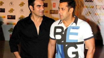 Salman Khan recollects a childhood incident with Arbaaz Khan