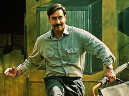 Maidan: Former footballer PK Banerjee pays a visit to Ajay Devgn on sets