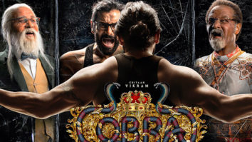 Cobra First Look: Vikram to play seven distinct characters in his next