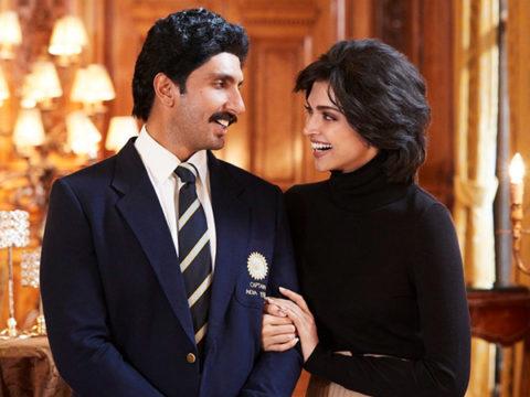 Deepika Padukone says working with Ranveer Singh in '83 was a refreshing change