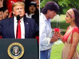 US President Donald Trump mentions Shah Rukh Khan's film DDLJ in his speech; Yash Raj Films say 'DDLJ Trumps'