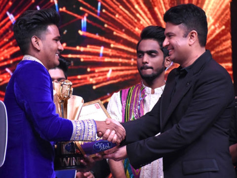 Bhushan Kumar presents Indian Idol 11 winner Sunny Hindustani an opportunity to sing in T-series' film