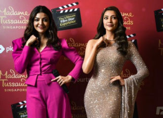 PICS: Kajal Aggarwal unveils her wax statue at Madame Tussauds Singapore; becomes the first South Indian actress to do so