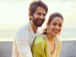 Mira Rajput visits the sets of husband Shahid Kapoor starrer Jersey; shares picture