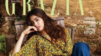 Janhvi Kapoor On The Covers Of Grazia