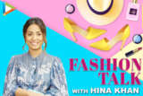 Hina Khan says she plans her looks almost a month in advance!