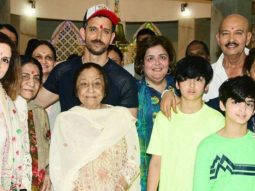 Hrithik Roshan praises his mother during Maha Shivratri celebration