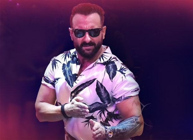 """""""It's funny to do your own re-mix"""", says Saif Ali Khan when talking about recreating 'Ole Ole'"""