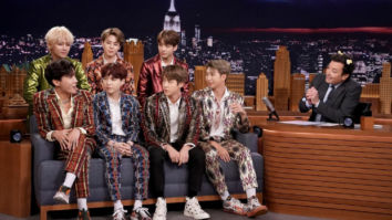 Jimmy Fallon announces BTS will return on The Tonight Show
