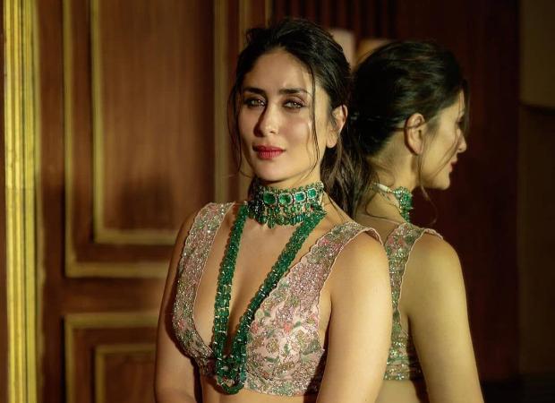 Kareena Kapoor Khan looks quintessentially royal as she poses for Bridal Asia magazine