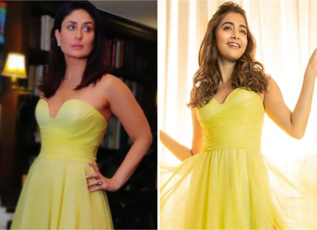 Kareena Kapoor Khan or Pooja Hegde in Gaby Charbachy - who wore the beautiful yellow gown better?