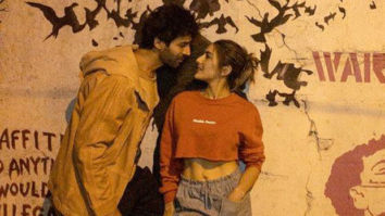 Kartik Aaryan's statement about doing films on women with defects leaves Sara Ali Khan and the internet unamused