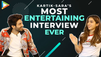 Kartik & Sara on their relationship, Love Aaj Kal, Imtiaz Ali, Funny rapid fire, quiz & fan question