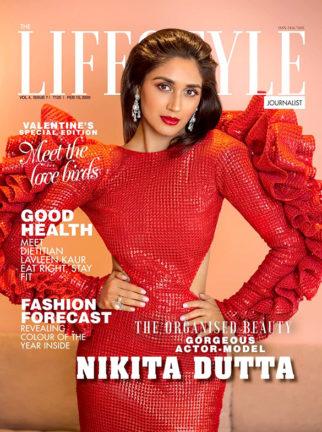 Nikita Dutta On The Covers Of Lifestyle