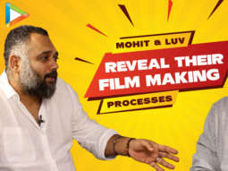 """Luv Ranjan """"My BIGGEST problem is when people tell you the reason why…"""" Mohit Suri Malang"""