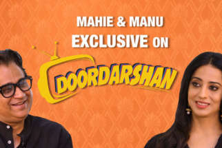 Mahie Gill & Manu Rishi EXCLUSIVE on Doordarshan When Nostalgia Hits Characters, Context, Story