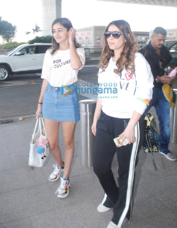 Photos Alia Bhatt, Ananya Panday, Mouni Roy and others snapped at the airport (3)