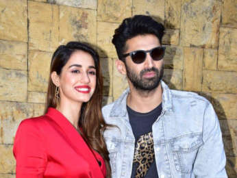 Photos Anil Kapoor Aditya Roy Kapur Disha Patani And Others Snapped Promoting Their Film Malang 1