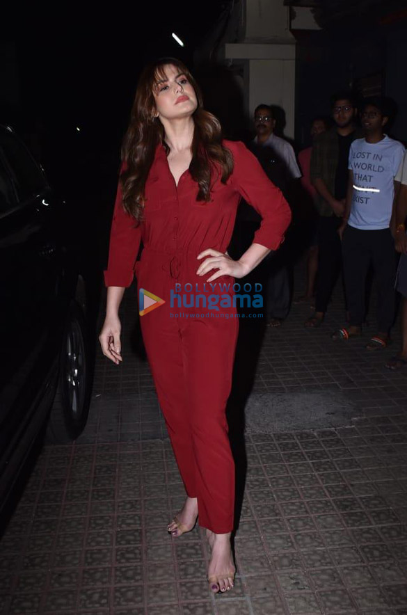 Photos Celebs attend the special screening of the movie Love Aaj Kal (9)