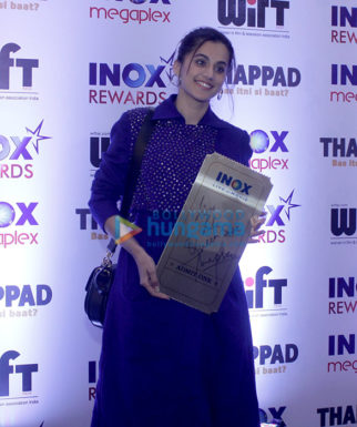 Photos: Celebs grace the special screening of Anubhav Sinha – Taapsee Pannu's 'Thappad'